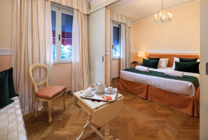 "www.hotelvillacarlotta.it - ""Basic"" triple room"