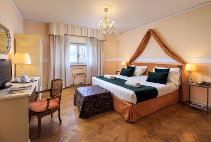 """www.hotelvillacarlotta.it - Doppia """"Deluxe"""""""