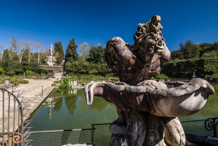 www.hotelvillacarlotta.it - Giardino di Boboli