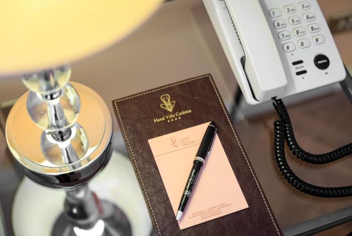 www.hotelvillacarlotta.it - Homepage